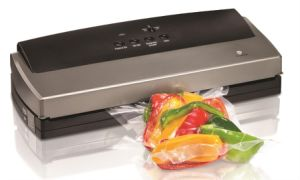 Plastic Suction Vacuum Sealer (YJS120 Black1) pictures & photos