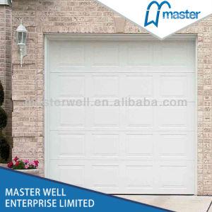 Steel Security Door/Top Grade Garage Door with Steel Structure pictures & photos