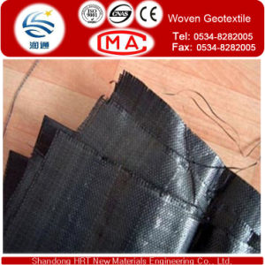 PP Woven Geotextile for Road Construction Fabric Slope Protection pictures & photos
