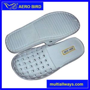 Unisex Indoor Comfortable Soft Closed Toe EVA Sandal (14F006) pictures & photos