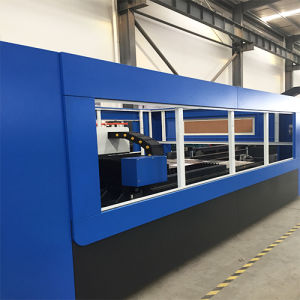 Hot Sale CNC Fabric CO2 Laser Cutting Engraving Machine pictures & photos