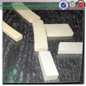 Diamond Segments for Diamond Segment Blade Used Cutting Limestone Block and Slab pictures & photos