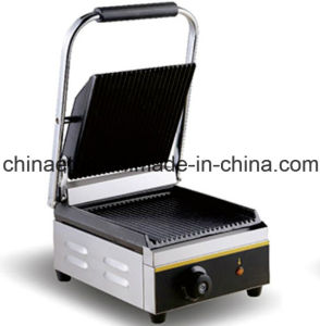 Grooved Electirc Contact Grill Single (ET-YP-1A1S) pictures & photos