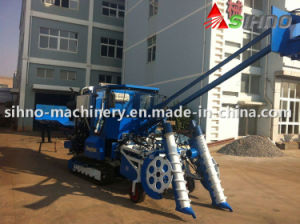 Sugarcane Combine Harvester 4zl-1 pictures & photos