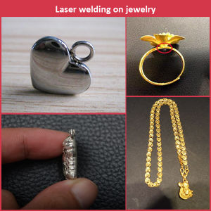 Herolaser 200W Jewelry Laser Welding Machine for Gold, Silver Bracelet, Ring pictures & photos