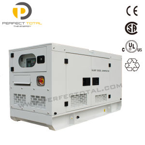 25kVA Diesel Generator Set with Perkins Engine pictures & photos