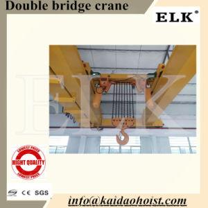 Elk 10ton Single Girder Crane / Bridge Crane / Crane Saddle pictures & photos
