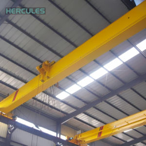 10t Travelling Single Beam Bridge Crane pictures & photos
