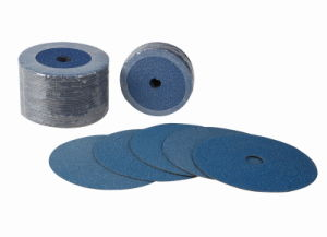 Zirconia Fibre Disc/Coated Abrasive/Sanding Disc pictures & photos