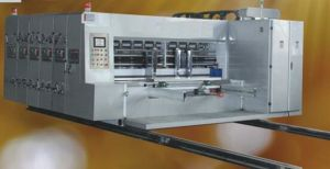 Fully Automatic Four-Color Ink-Printing and Die-Cutting (Slotting) Machine pictures & photos