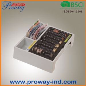 Convenient Plastic Cash Box Tray pictures & photos