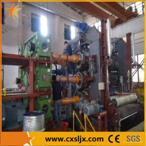 Energy Saving PVC Floor Sheet Production Line pictures & photos