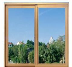 Strong and Durable Aluminum Alloy Sliding Window pictures & photos