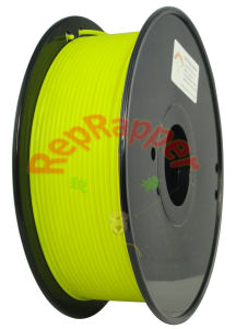 Well Coiled ABS 3.0mm Fluorescent Yellow 3D Filament