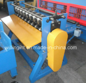 Glazed Steel Aluminum Coils Simple Mini Slitting Machine Line pictures & photos