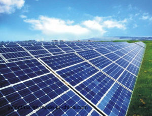 Solar Module Use 3.2mm Ultra Clear Tempered Ar Coat Solar Glass pictures & photos