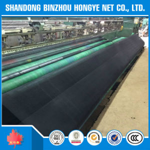 100% New HDPE Black Construction Safety Sun Shade Net pictures & photos