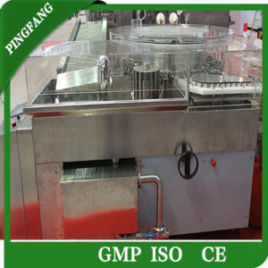 Agf Pharmaceutical Type Glass Ampoules Filling and Sealing Production Line Machine pictures & photos