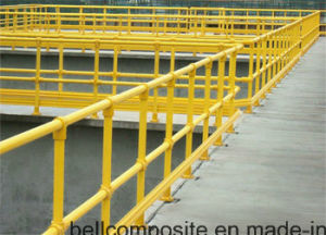 FRP Handrail/Building Material/Fiberglass Ladder/Fence / Guardrail pictures & photos