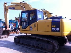 Used Komatsu PC200-7 Excavator, Used PC200-7 Excavator