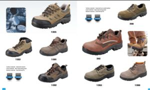 Cheap Work Safety Shoes, Men Industrial Safety Shoes, Men Safety Footwear for Men pictures & photos