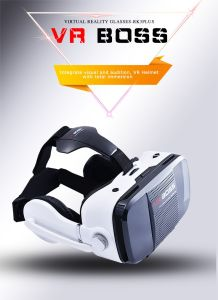 Vr Glasses Bobo Vr Z4 3D Glasses Virtual Real 3D Glasses Movies for Smartphone with Headphone pictures & photos