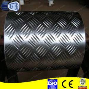 five bar/ribs aluminum tread plate / aluminum checker sheet pictures & photos