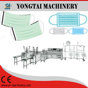 Fully Automatic Face Mask Machine pictures & photos