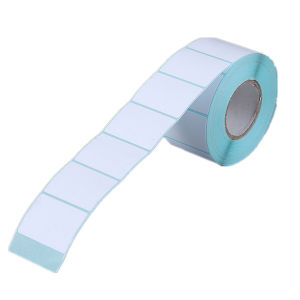 Custom Rolling Blank Paper Roll Printing Self Adhesive Label Sticker pictures & photos