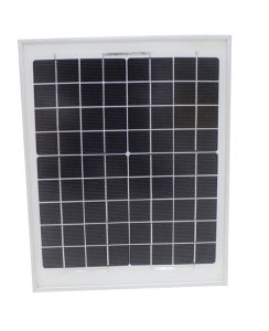 Solar Power Monocrystalline Silicon Panel 10W pictures & photos