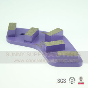 Concrete Grinding Diamond Block for Floor Grinder pictures & photos