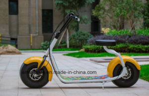 2016 New Hot Electric Scooter Harley Big Wheel pictures & photos