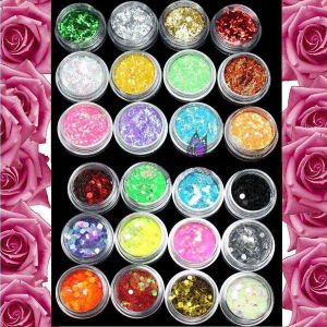 Industrial Round Glitter Powder for Make up