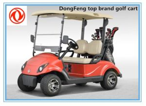 Hot Sale 2 Person Electric Mini Golf Cart pictures & photos