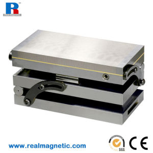 Double Angle Sine Permanent Magnetic Chuck (MCC series)