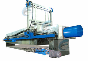 Leo Filter Press Automatic Sludge Treatment Filter Press pictures & photos
