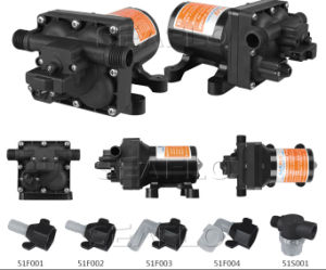 Pressure DC Solar Hydraulic Electric Pump12V Diaphragm Pump pictures & photos