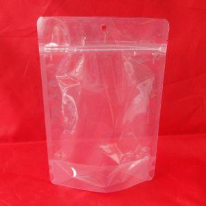 Resealable Zip Lock Bag Clear Plastic Zipper Food Bag pictures & photos