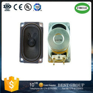 Fbs 5090 8ohm 5W Window Intercom Speaker (FBELE) pictures & photos