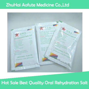 Hot Sale Best Quality Oral Rehydration Salt pictures & photos
