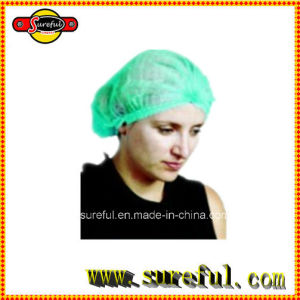 Hot Sell Nonwoven Disposable Nurse / Painter/ Mob Cap pictures & photos