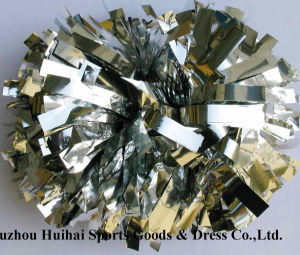 Metallic Silver POM POM pictures & photos