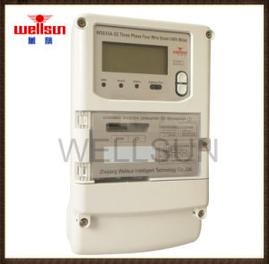 Three Phase Remote Electricity Meters pictures & photos