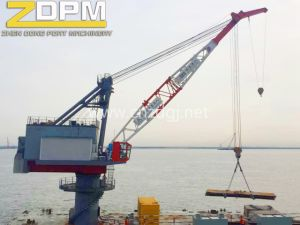 China Single Boom Portal Crane for Handling pictures & photos