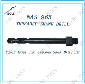 Nas 965 Threaded Shank Drill pictures & photos