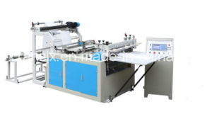 Single Roll Cross Cutting Paper Machine (HQ-1300A) pictures & photos