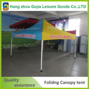10X10 Custom Printed Outdoor Advertising Canopy Tent