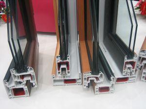 UPVC Profiles for Window and Door pictures & photos