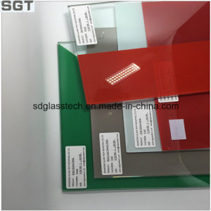 4mm Ceramic Toughened Glass for Kitchen Splashback pictures & photos