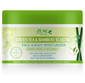 Zeal Green Tea&Bamboo Deep Moisturizing Facial Cream pictures & photos